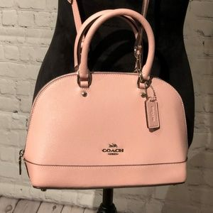 Coach NWT Mini Sierra Satchel/Crossbody Bag